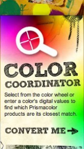 Prismacolor color picker